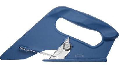 Lemmet Tapijtsnijder blauw
